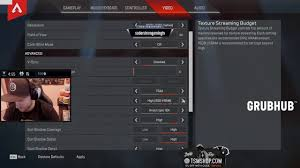 Viss Apex Legends Settings, Keybinds ...