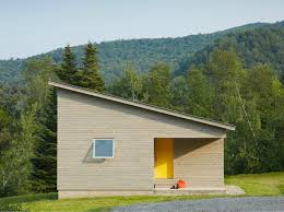 Small Picture Energy efficient Micro House frames mountain views in Vermont Curbed