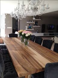 large wood dining room table best of big wood dining table
