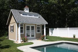 Small Pool House Ideas  CourtagerivegauchecomSmall Pool House Designs