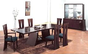 modern glass dining room sets glass dining table set for traditional dining table set modern