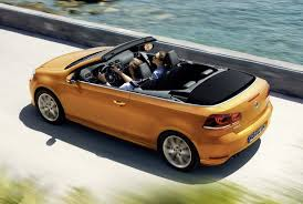 VW Golf Cabriolet Discontinued In The UK | Carscoops