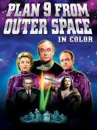 Prime Video: Plan 9 From Outer Space (in Color)