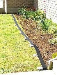 cheap garden edging. Wood Landscape Border Ideas Cheap Garden Edging Simple . E