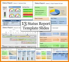28 Images Of Executive Status Report Template | Infovia.net