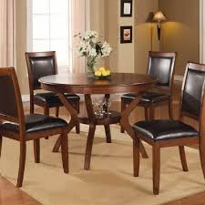 round dining room table with chairs modern dining room tables furniture chairs dining room sets of