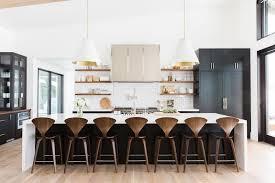Modern Black Kitchen 2016