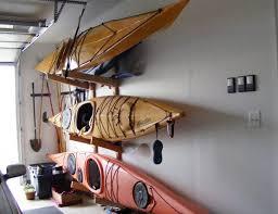 kayak storage garage garage storage