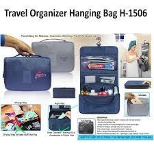 travel organizer hanging bag h 1506