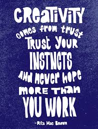 Quotes About Creativity Mesmerizing Quotes About Creative Thought 48 Quotes