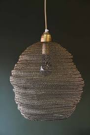 beehive antique bronze chain pendant light tap to expand