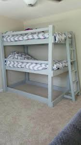 Bunk Beds Designs Free Free Diy Bunk Bed Plans Ideas That Will Save A Lot Of