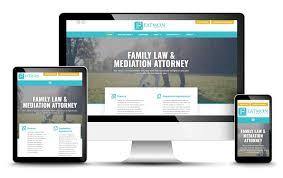 Design Development Raleigh Nc Law Firm Attorney Website Design Redwood Raleigh Wake