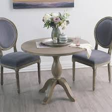 enchanting 36 round dining table with leaf also weathered gray wood jozy drop world market 2017 images