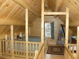 ordinaire small cabin plans loft simple