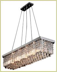 modern rectangular crystal chandelier simple modern rectangular chandeliers contemporary