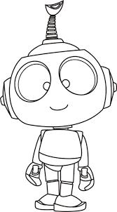 Robots Pose Cute