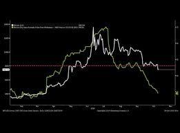 Bitcoin Seems To Follow Avocado Prices