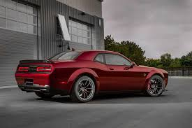 2018 dodge challenger. contemporary 2018 2018 dodge challenger srt hellcat widebody is a demon doppelganger on dodge challenger motor trend