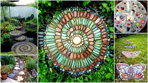 Diy Stepping Stones 23 Mesmerizing Diy Stepping Stones To Realize For Your Backyard