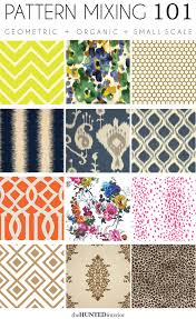 Pattern Mixing Amazing The Hunted Interior Pattern Mixing 48