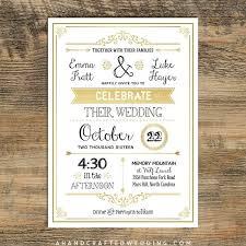 Vintage Wedding Invitation Vintage Wedding Invitation Templates Template Business