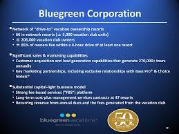 Bbx Capital Corporation Presentation Materials