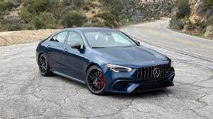 The base cla 250 sports a starting price of $37,850. 2020 Mercedes Amg Cla45 Review Little Big League Roadshow