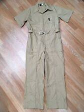 Aramark Coverall Size Chart Cotton Blend Uniform Work Coveralls Jumpsuits For Sale