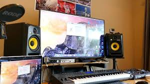 bedroom recording studio. bedroom recording studio