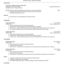 Microsoft Online Resume Templates Word Print Free Resumes Usajobs