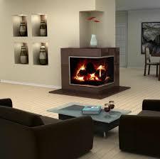 fireplace corner fireplace design built in shelves brown living room furniture
