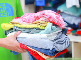 remove body odor from clothes. Plain From Image Titled Remove Body Odor From Clothes Step 1 Intended From WikiHow