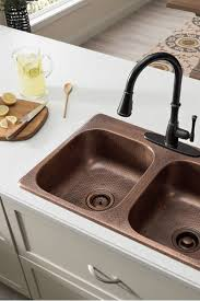Best 25 Kitchen Sink Lighting Ideas On Pinterest  Traditional How To Care For A Copper Kitchen Sink