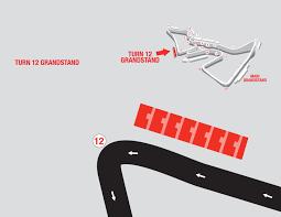 Cota Seating Diagram Circuit Of The Americas Cota Turn 15