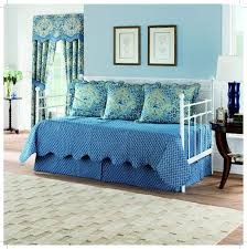 waverly moonlit shadows daybed set lapis you really have fun decorating with comforters home kitchen trundle