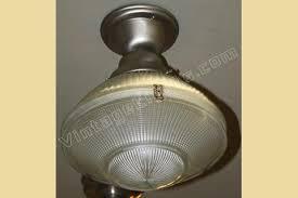 vintage industrial lighting fixture vintage ceiling light holophane lighting antique industrial lighting fixtures