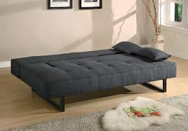 ... as an armless sofa, you will love the contemporary style and  functionality this sofa adds to your home. Comfortable as a sofa or  converted to a sofa bed ...