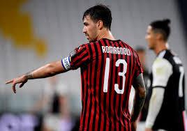Alessio Romagnoli - #JuveMilan #CoppaItalia 🔴⚫️ AC Milan