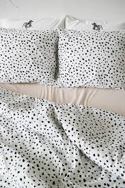 blue polka dot duvet covers cover black and white pertaining to