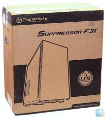 Обзор и тест MidTower <b>корпуса Thermaltake Suppressor</b> F31 ...