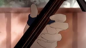 Mashiro no Oto  Those Snow White Notes shamisen playing Setsu Sawamura