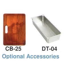 bn elkay cutting board colanders home appliances on carou