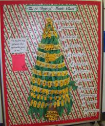 Diary Of A Not So Wimpy Teacher Holidays Around The World Themed Classroom Christmas Tree