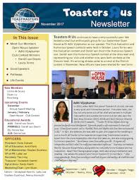 Sample Business Newsletter