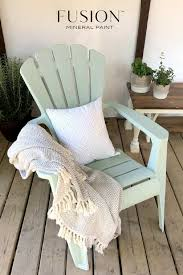 how to paint outdoor furniture fusion