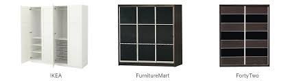 ikea black furniture. IKEA Tended To Be More Expensive For Small Medium Sized Wardrobes Under The Width Of 200cm. In Three Categories 50-99cm, 100-149cm, And 150-199cm, Ikea Black Furniture
