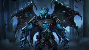 dota 2 video game night stalker balanar abilities hunter in the
