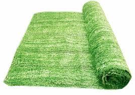green grass carpet area artificial rug outdoor fake turf porch mat backyard new