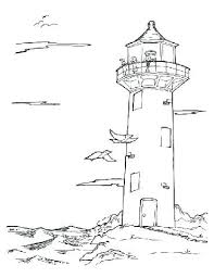 House Coloring Sheets Click The Little House Coloring Pages Free